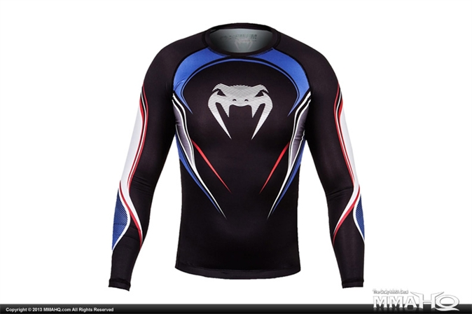 Venum Hero Compression Rashguard